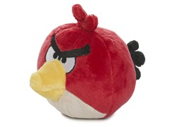 Red Angry Bird Plush Toy