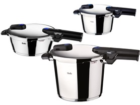 Fissler Pressure Cookers - 4 Styles