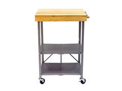 Origami Foldable Kitchen Island Cart (2 Colors)