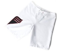 Beach Comber Board Short - White