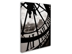 Chris Bliss Big Clock (2 Sizes)