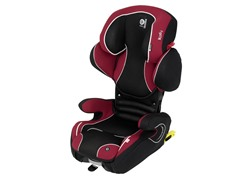Rumba Red CruiserFix Pro Car Seat