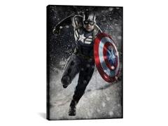 Movies (Captain America 2) - Running