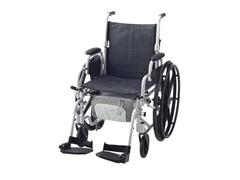Wheelchair Under Seat Organizer