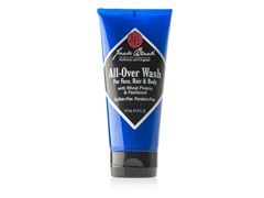 All-Over Wash for Face, Hair & Body, 6oz