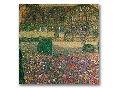 Gustav Klimt Country House (2 Sizes)