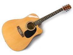 Main Street Dreadnought Acoustic Guitar