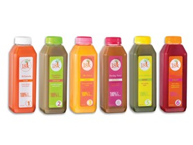 18 Karrots Juice Cleanse ~ 1, 3 or 5 Day