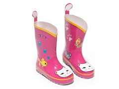 Lucky Cat Rain boot (10)