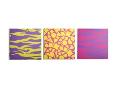 Animal Party Canvas (Set of 3)