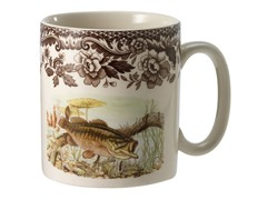 Spode Woodland American Fish Coffee Mug