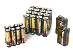 16AA/8AAA/2-9V Alkalineplus Battery Pack