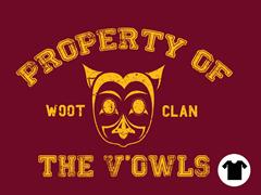 Property of The V'owls