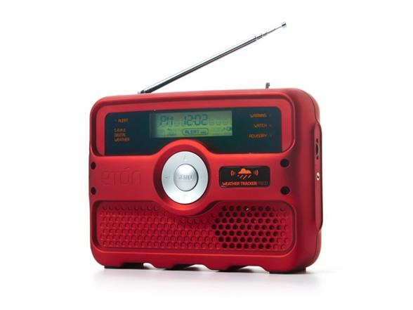 multi purpose outdoor radio w noaa alert. Black Bedroom Furniture Sets. Home Design Ideas