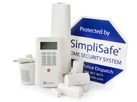 SimpliSafe Wireless Home Security Pack