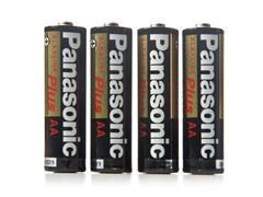 Panasonic AA Alkaline Batteries - 4 Pack