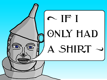 T-Shirts from the Land of Oz