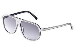 Fashion Sunglasses, White/Grey