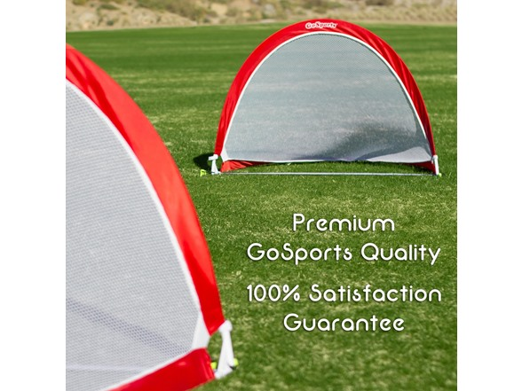 32171b272 GoSports Portable Pop Up Soccer Goals