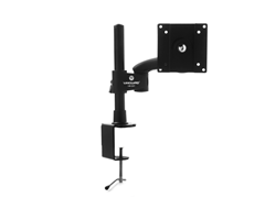 "Monitor Pole Mount for up to 23"" LCDs"