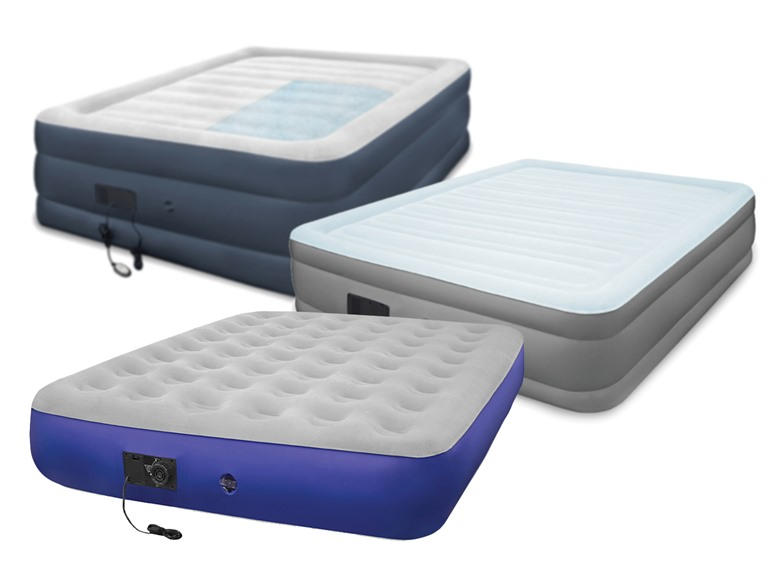 National Brand Air Bed - Choose Style and Size