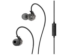 Sport-Fi In-Ear Headphones w/ Inline Mic & Remote