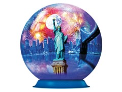 270-Piece New York City 3-D Puzzle Map