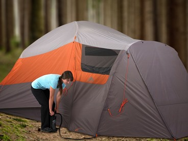 AirLift Instant-Pitch Tent