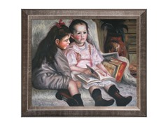 Renoir - Portrait of Children