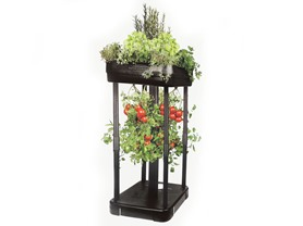 Flambeau 15-Inch Upside-Down Patio Garden