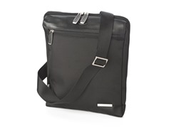 Pininfarina Shoulder Bag - Black