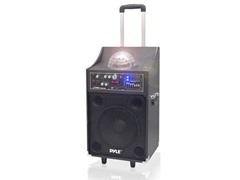 Pyle 600W Disco Jam Bluetooth 2-Way PA