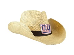 NFL Cowboy Hat - Giants