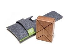 Pocket Pouch Prism - Mahogany