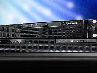 Lenovo Entry-Level Rackmount Servers