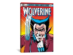 Wolverine Cover #1