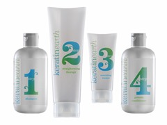 Keratin Earth 4 Step System