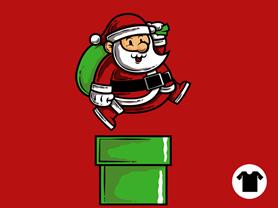 Santa Jumps