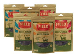 Field Trip Beef Jerky 6-Pack - 3 Flavors