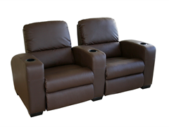2-Seat Barnardine Leather - Brown