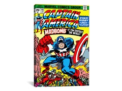 Captain America Issue Cover #193