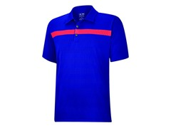 ClimaCool Polo Shirt - Blue/Coral