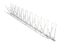 Plastic Bird Spikes, 20-Foot x 5-Inch