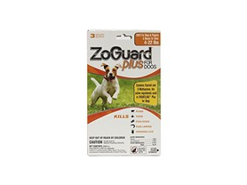 3 Pack - ZoGuard Plus for Dogs