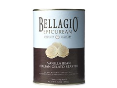 Bellagio Vanilla Bean Gelato Starter
