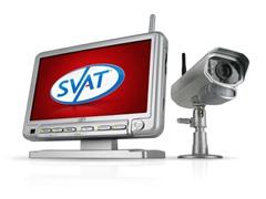 "Gigaxtreme 7"" LCD Wireless DVR Kit"