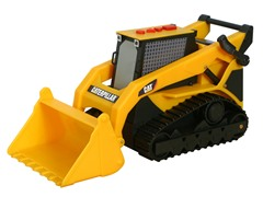 Light & Sound Shaking Skid Steer