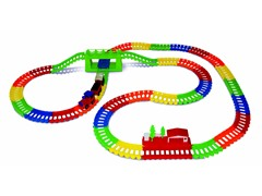 141-Piece Neo Tracks Train Set