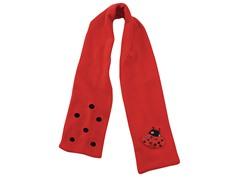Ladybug Knit Scarf
