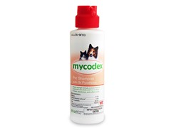 Mycodex Pet Shampoo with 3X Pyrethrins  6 oz